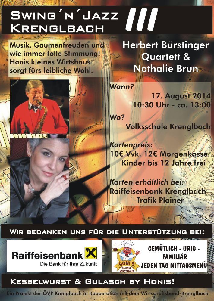 Swing & Jazz Krenglbach III