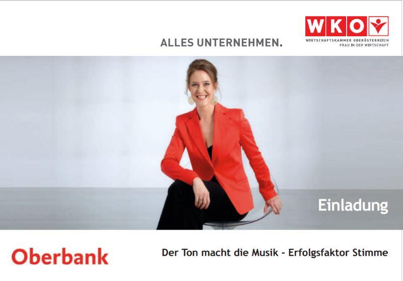 Frau in der Wirtschaft - Der Ton macht die Musik